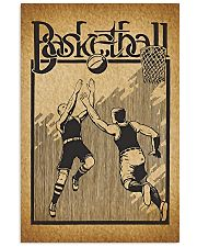 Baketball Vintage Poster 11x17 Poster front