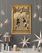 Baketball Vintage Poster 11x17 Poster lifestyle-holiday-poster-1