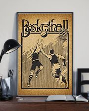 Baketball Vintage Poster 11x17 Poster lifestyle-poster-2