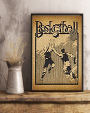 Baketball Vintage Poster 11x17 Poster lifestyle-poster-3