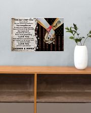 Custom Native The Day I Met You 17x11 Poster poster-landscape-17x11-lifestyle-24