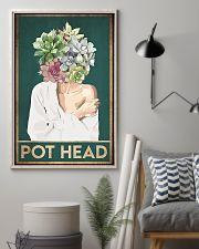 Garden Pot Head 11x17 Poster lifestyle-poster-1