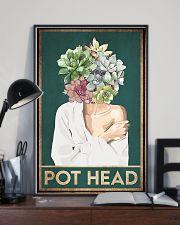 Garden Pot Head 11x17 Poster lifestyle-poster-2
