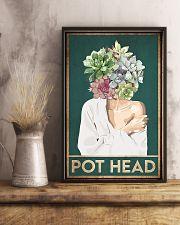 Garden Pot Head 11x17 Poster lifestyle-poster-3