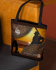 Baseball Mom Sunset All-over Tote aos-all-over-tote-lifestyle-front-02
