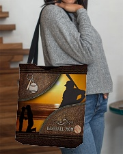 Baseball Mom Sunset All-over Tote aos-all-over-tote-lifestyle-front-09