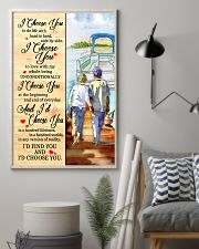 Pontoon Love I Choose You 11x17 Poster lifestyle-poster-1