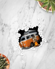 Camper Van Crack Sticker - Single (Vertical) aos-sticker-single-vertical-lifestyle-front-06