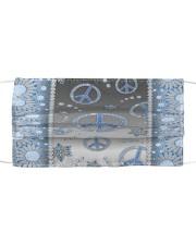 Hippie - Blue Phonecase Cloth face mask thumbnail