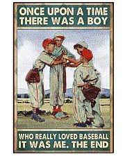 Baseball Once Upon A Time 11x17 Poster front