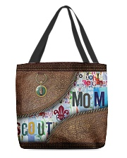 Scout Mom All-over Tote back