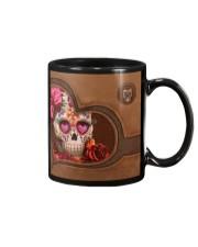 Skull Tote Bag Mug tile