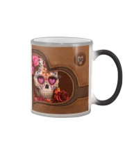 Skull Tote Bag Color Changing Mug thumbnail