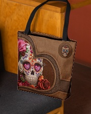 Skull Tote Bag All-over Tote aos-all-over-tote-lifestyle-front-02