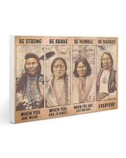 Be Strong - The Original Founding Fathers Gallery Wrapped Canvas Prints tile