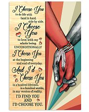 Native - I Choose You Poster 11x17 Poster front