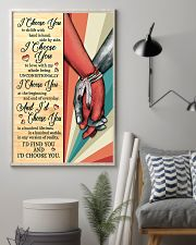 Native - I Choose You Poster 11x17 Poster lifestyle-poster-1