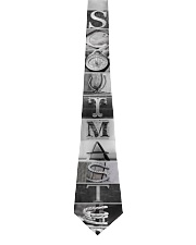 Scoutmaster Letter Photography Tie  Tie front