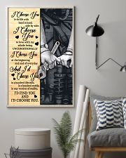 Mechanic - I Choose You Poster 11x17 Poster lifestyle-poster-1