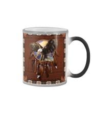 Native - Eagle Color Changing Mug tile