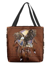 Native - Eagle All-over Tote front
