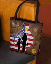 Softball Mom Tote All-over Tote aos-all-over-tote-lifestyle-front-02
