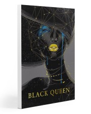 Black Queen Gallery Wrapped Canvas Prints tile