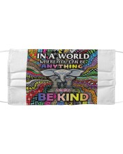 Hippe - Be Kind Flag Mask tile