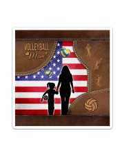 Volleyball Mom Tote Sticker - Single (Vertical) thumbnail