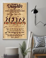 Volleyball - To My Daughter 11x17 Poster lifestyle-poster-1