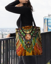 Native American Pride All-over Tote aos-all-over-tote-lifestyle-front-05
