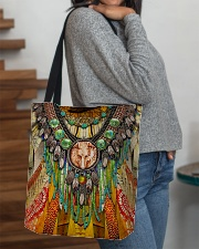 Native American Pride All-over Tote aos-all-over-tote-lifestyle-front-09