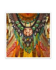 Native American Pride Sticker tile