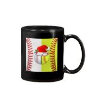 Baseball - Softball - Holiday Tote Bag Mug tile