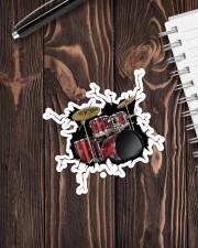 Drum Crack  Sticker - Single (Vertical) aos-sticker-single-vertical-lifestyle-front-05