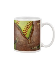 Softball Lovers Mug tile