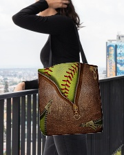 Softball Lovers All-over Tote aos-all-over-tote-lifestyle-front-05