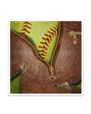 Softball Lovers Sticker tile
