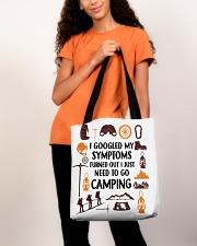 Camping - My Symptoms All-over Tote aos-all-over-tote-lifestyle-front-06