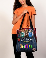 Scout - Just A Girl Who Loves All-over Tote aos-all-over-tote-lifestyle-front-06