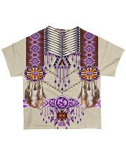 Native American Pink All-over T-Shirt back