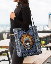 tote bag All-over Tote aos-all-over-tote-lifestyle-front-04