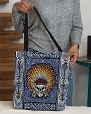 tote bag All-over Tote aos-all-over-tote-lifestyle-front-10