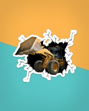 Bulldozer Crack Sticker - Single (Horizontal) aos-sticker-single-horizontal-lifestyle-front-02