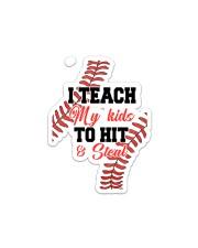 Baseball I Teach My Kid Sticker tile