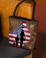 Football Mom Tote All-over Tote aos-all-over-tote-lifestyle-front-02