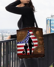 Football Mom Tote All-over Tote aos-all-over-tote-lifestyle-front-05