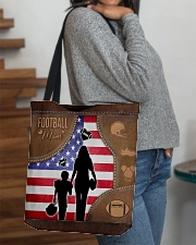 Football Mom Tote All-over Tote aos-all-over-tote-lifestyle-front-09