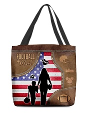 Football Mom Tote All-over Tote back