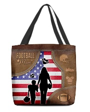 Football Mom Tote All-over Tote front